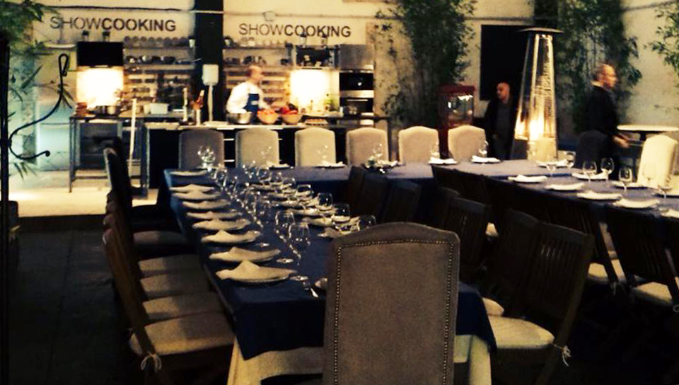 showcooking eventos