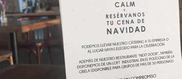 KEEP CALM Y RESERVA TU CENA DE EMPRESA