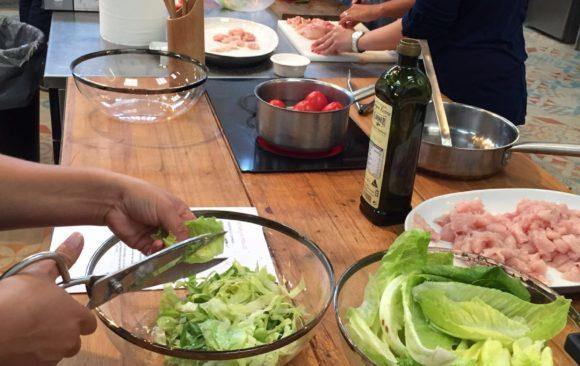 Vuelven los talleres de cocina en abierto de SHOWCOOKING